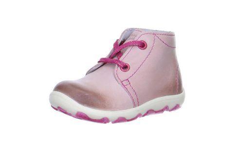 kotníková LAURIE růžová 19 Dětská obuv
