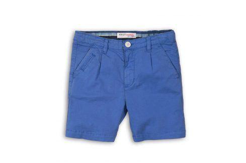 Kraťasy chlapecké modrá 128/134 Dětské šortky