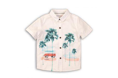 Košile chlapecká kluk 122/128 Trička a košile