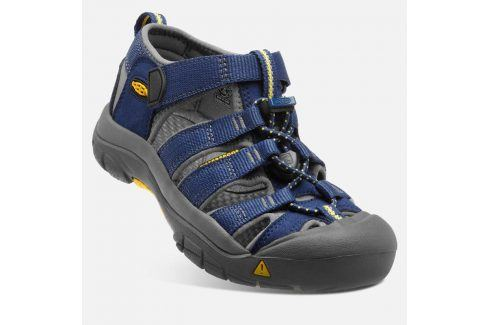 Dětské sandály NEWPORT H2 INF, blue depths/gargoyle modrá 22 Dětská obuv
