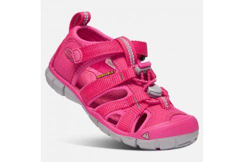 Dětské sandály SEACAMP II CNX K hot pink růžová 25/26 Dětská obuv