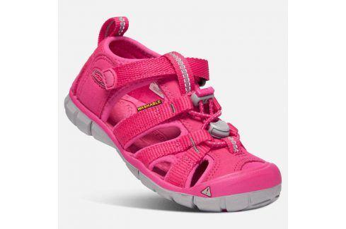 Dětské sandály SEACAMP II CNX JR, hot pink růžová 34 Dětská obuv