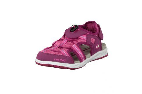 sandály Thrill fuchsia 32 Dětská obuv