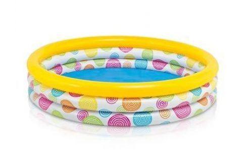 Dětský bazén Geometry 147x33cm Dětské bazénky