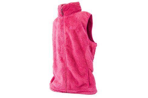 vesta dámská červená M Dětské bundy a kabáty