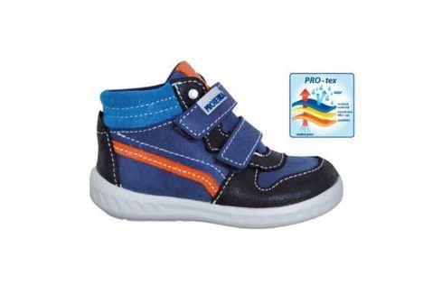 obuv dětská celoroční NORIS modrá 32 Dětská obuv