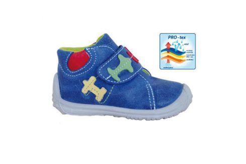 obuv dětská celoroční ORSON modrá 25 Dětská obuv