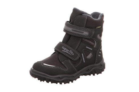 zimní boty HUSKY černá 31 Dětská obuv