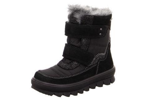 zimní dívčí boty FLAVIA GTX černá 26 Dětská obuv