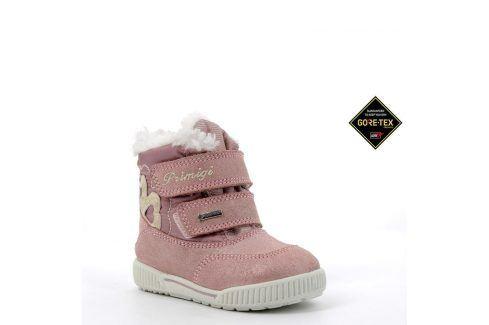 dívčí boty zimní GTX růžová 21 Dětská obuv