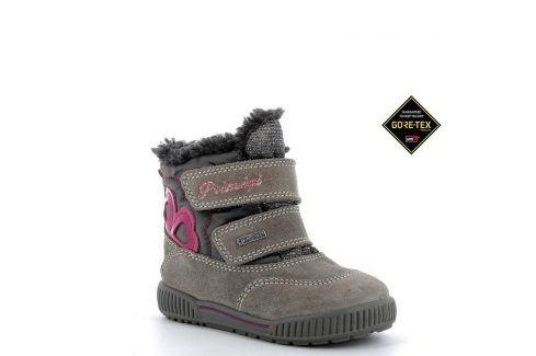 dívčí boty zimní GTX šedá 23 Dětská obuv