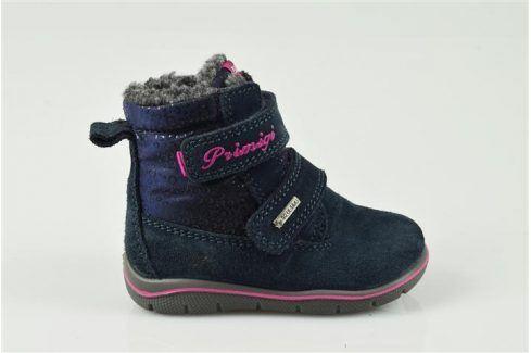 dívčí boty zimní GTX modrá 29 Dětská obuv