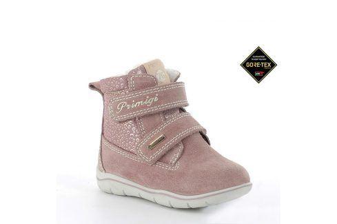 dívčí boty zimní GTX růžová 24 Dětská obuv