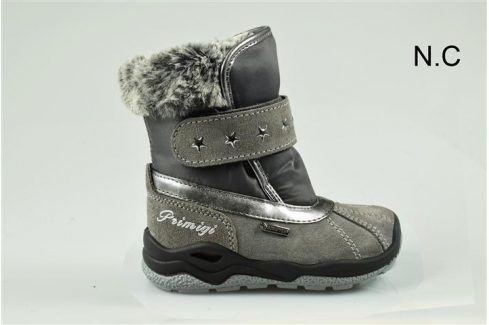 dívčí boty zimní GTX šedá 26 Dětská obuv