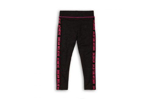 Legíny dívčí sportovní černá 152/158 Dětské kalhoty