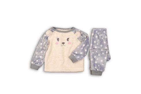 Pyžamo dívčí fleezové holka 98/104 Dětská pyžama a košilky