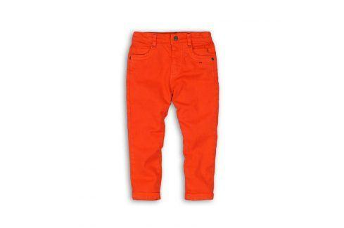 Kalhoty chlapecké červená 80/86 Kojenecké kalhoty a šortky
