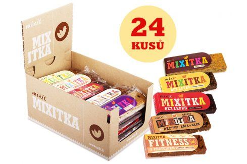 Mixit Mixitky - MegaMIX (24 ks) Cereálie a műsli