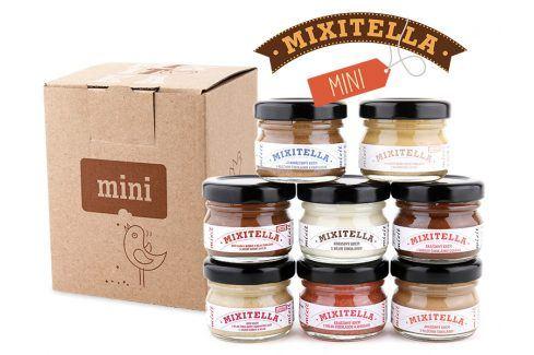 Mixit Degustační sada MiniMixitell (8 ks) Cereálie a műsli