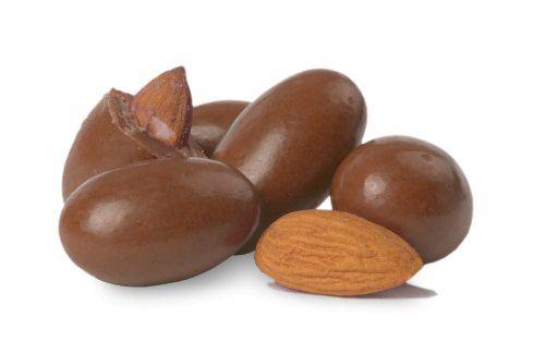 Mixit Mandle v mléčné čokoládě Cereálie a műsli