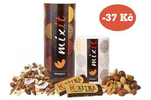 Mixit Ořechová bomba Zdravá výživa