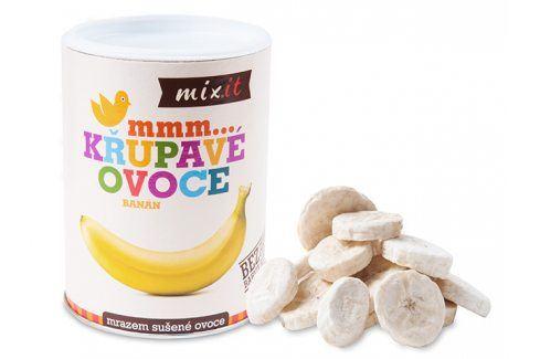 Mixit Banán - Křupavé ovoce Cereálie a műsli